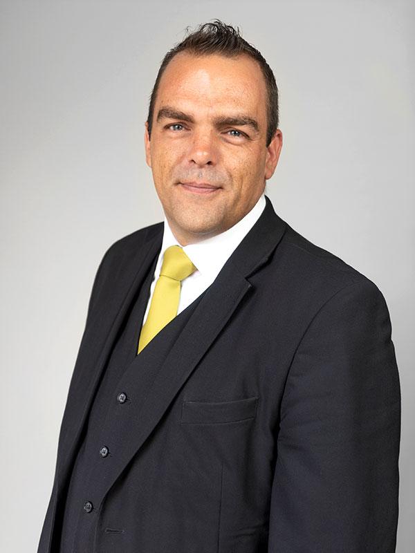 Barry de Jong